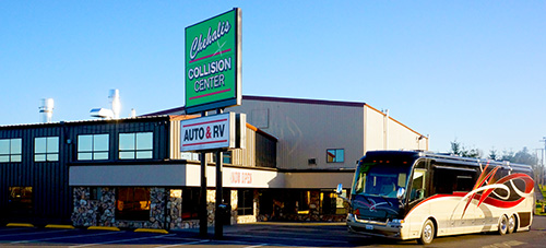 Auto Body Shops >> Chehalis Collision Center Home Page